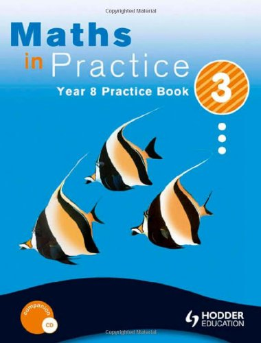9780340948637: Maths in Practice: Year 8 Practice Book 3