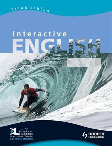 9780340948859: Interactive English Year 7 Establishing Pupil's Book (K3E8)
