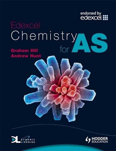 9780340949085: Edexcel Chemistry for AS