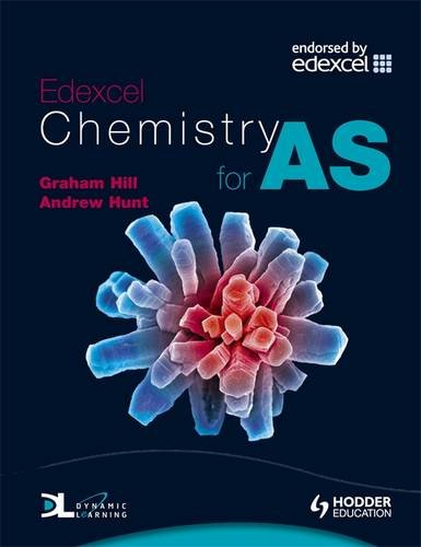 9780340949085: Edexcel Chemistry for AS