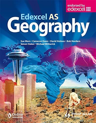 9780340949290: Edexcel AS Geography Textbook