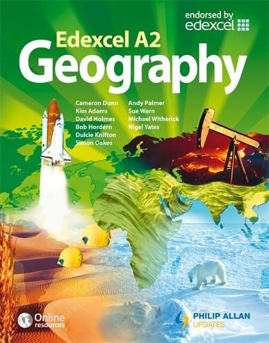 Edexcel A2 Geography Textbook: Warn, Sue and