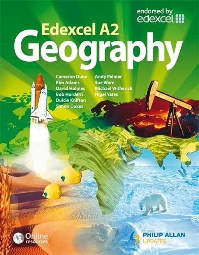 9780340949542: Geography: Edexcel A2