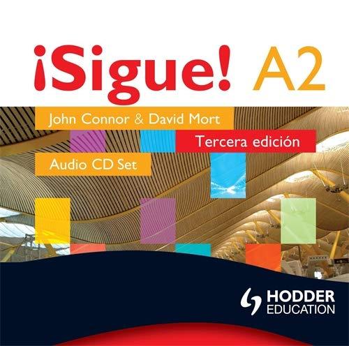 9780340950227: Sigue A2 Third Edition Audio CD Set