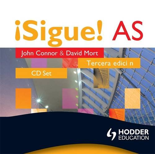 9780340950258: Sigue AS Third Edition Audio CD Set