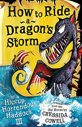 9780340950357: How To Train Your Dragon: 7: How to Ride a Dragon's Storm