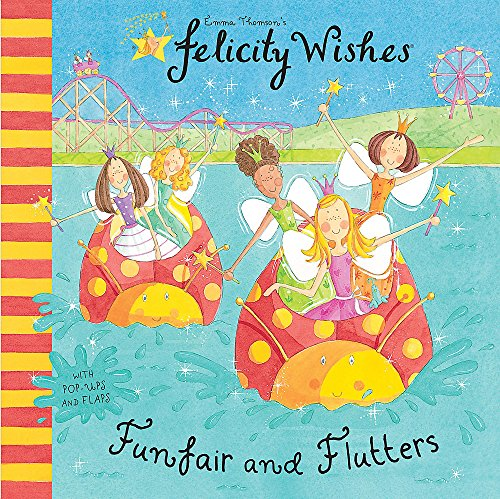 9780340950470: Felicity Wishes: Felicity Wishes: Funfair and Flutters