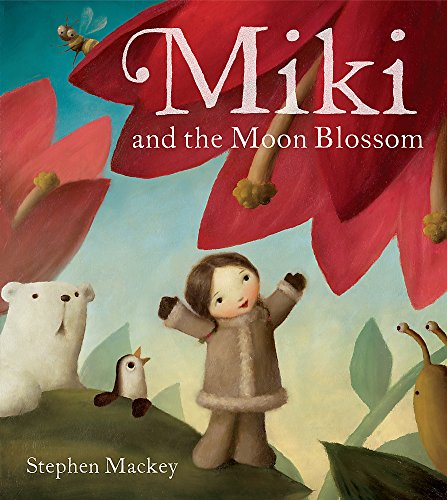 9780340950661: Miki and the Moon Blossom