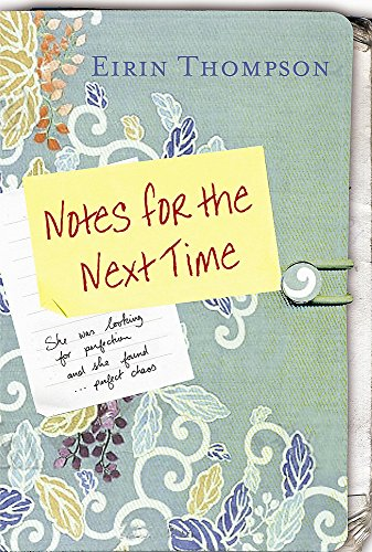 9780340950821: Notes for the Next Time