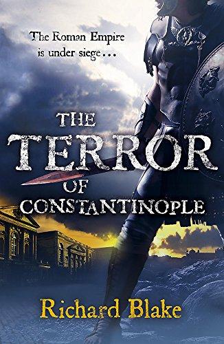 9780340951149: Terror of Constantinople (Aelric 2)