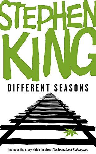 9780340952603: Different Seasons