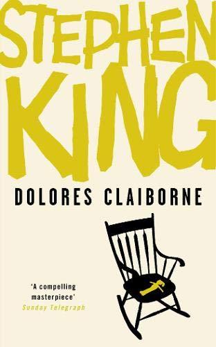 9780340952634: Dolores Claiborne