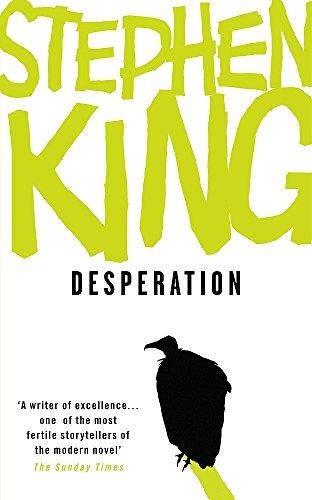 9780340952658: Desperation