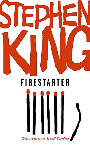 9780340952696: Firestarter