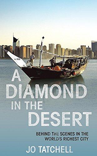 9780340953389: Diamond In The Desert