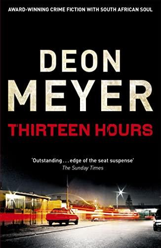 9780340953617: Thirteen Hours