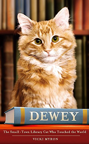 9780340953945: Dewey: A Small Town, a Library and the World's Most Beloved Cat