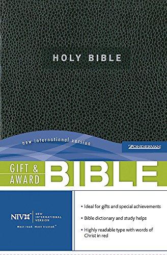 9780340954447: NIV Gift and Award Bible (Bible Niv Gift & Award)