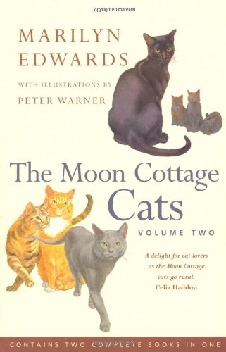 Moon Cottage Cats: v. 2: Edwards, Marilyn