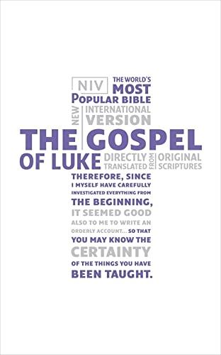 9780340955093: NIV Gospel of Luke