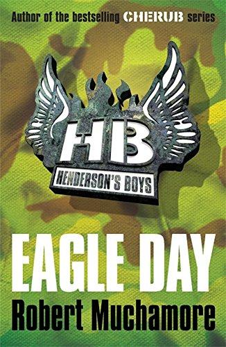 9780340956496: Henderson's Boys 2: Eagle Day