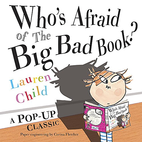 9780340956526: Who's Afraid of the Big Bad Book? (Pop Up Book)