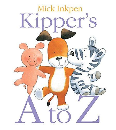 9780340956595: Kipper's A to Z