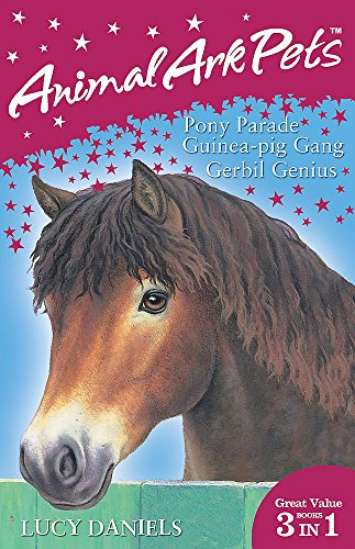 9780340956854: Guinea-pig Gang: WITH Gerbil Genius Bks. 7-9
