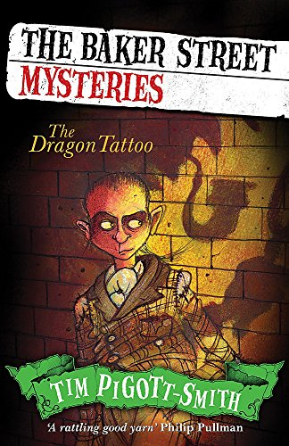 9780340957035: The Dragon Tattoo (Baker Street Mysteries)