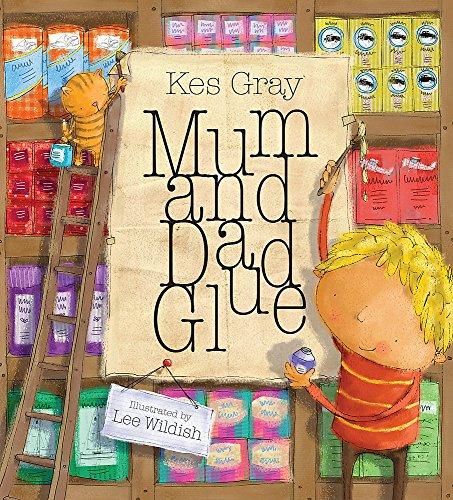 9780340957103: Mum and Dad Glue