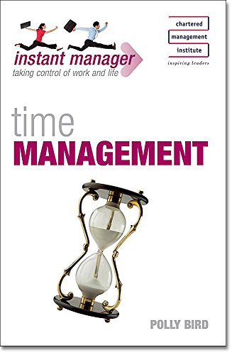 Instant Manager: Time Management (IMC): Bird, Polly