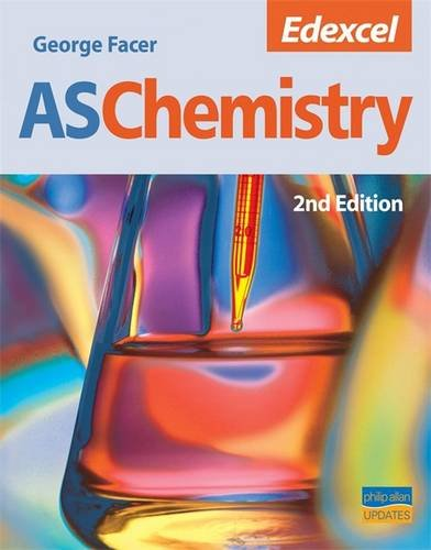 9780340957608: Edexcel AS Chemistry Textbook 2nd Edition