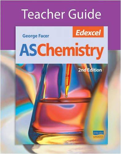 9780340957622: Chemistry Teacher Guide: Edexcel As (Gcse Photocopiable Teacher Resource Packs)
