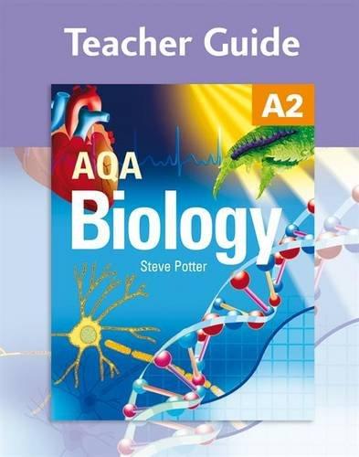 9780340957660: AQA A2 Biology Teacher Guide (+ CD) (Gcse Photocopiable Teacher Resource Packs)