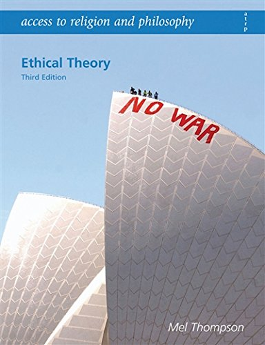 9780340957790: Ethical Theory (Access to Religion and Philosophy)