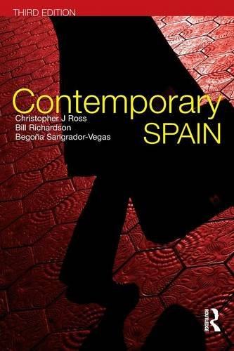 9780340958742: Contemporary Spain