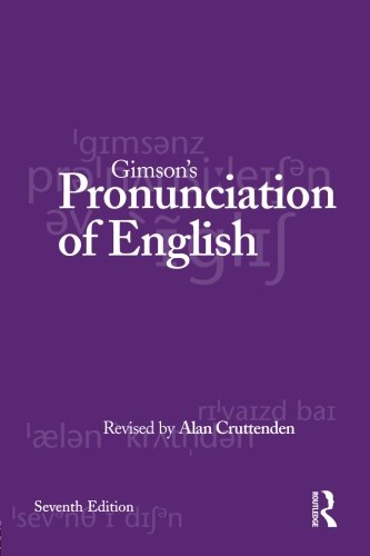 9780340958773: Gimson's Pronunciation of English (Hodder Arnold Publication)