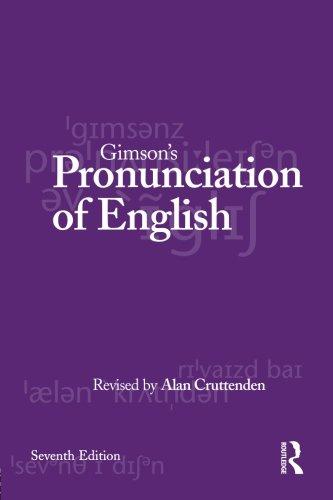 9780340958773: Gimson's Pronunciation of English (Hodder Arnold Publication)