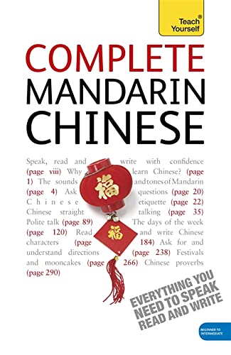9780340958957: Teach Yourself Complete Mandarin Chinese