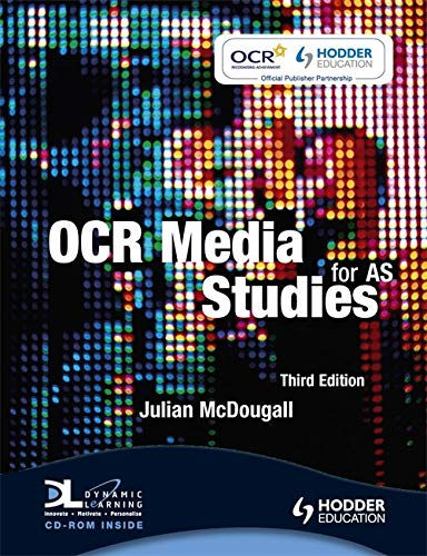 9780340958988: OCR Media Studies for AS Third Edition