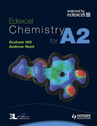 9780340959305: Edexcel Chemistry for A2