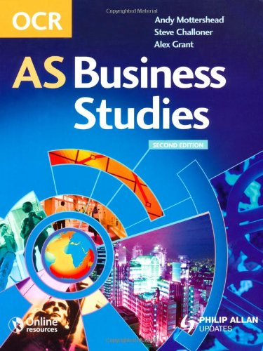 9780340959336: OCR AS Business Studies