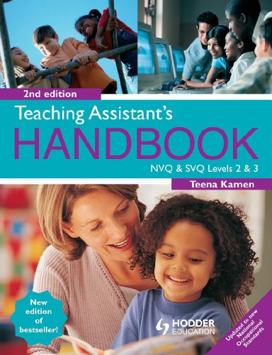 9780340959381: Teaching Assistant's Handbook: Nvq & Svq Levels 2 & 3