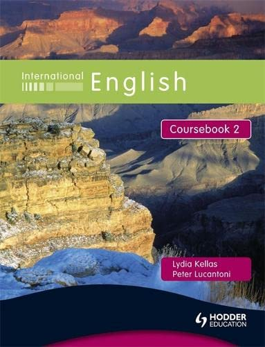 9780340959428: International English, Coursebook 2 (Bk. 2)