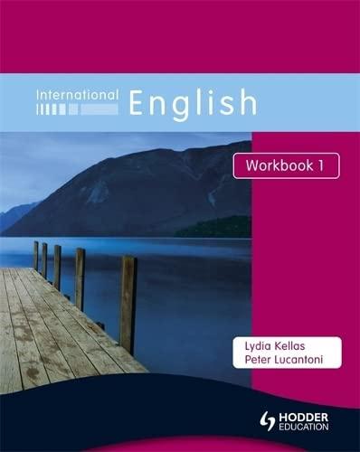 9780340959442: International English Workbook 1: Workbook Bk. 1