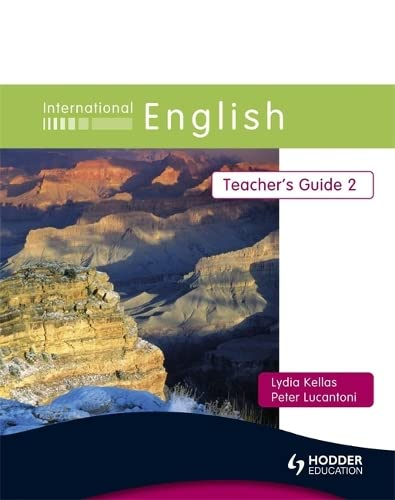 9780340959480: International English, Teacher's Guide 2 (Bk. 2)