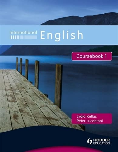 9780340959503: International English: Coursebook 1 (Bk. 1)