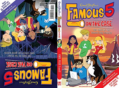 9780340959770: Famous 5 on the Case: Case Files 1 & 2: The Case of the Fudgie Fry Pirates & The Case of the Plant That Could Eat Your House: WITH The Case of the Plant That Could Eat Your House
