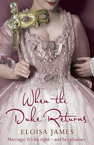 9780340961100: When the Duke Returns (Desperate Duchesses)