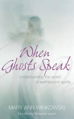 9780340961254: When Ghosts Speak